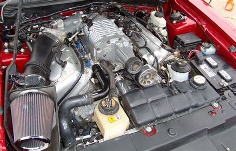 redfire red  ford mustang svt cobra coupe