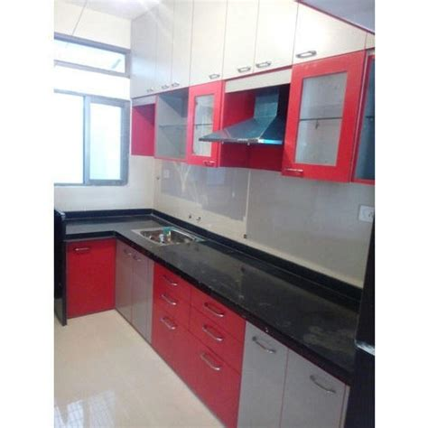 wooden modular kitchen furniture  rs  set