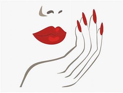 Nails Clipart Integral Curso Makeup Pinclipart Transparent