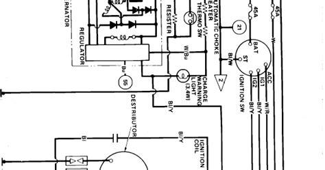 wiring schematic diagram guide 1986 honda civic wiring diagram