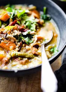 Everything But The Kitchen Sink Soup  Instant Pot Or Stove