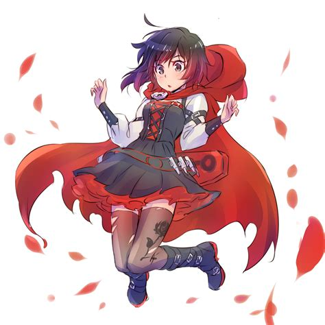 ruby rose rwby fanart ruby rose rwby image 2252841 zerochan anime image board