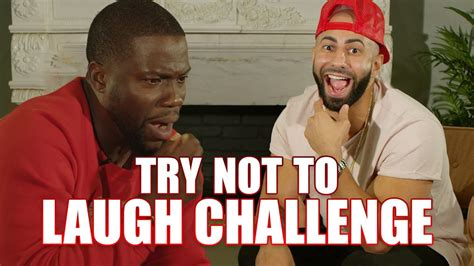 Try Not To Laugh Challenge Ft Kevin Hart Youtube
