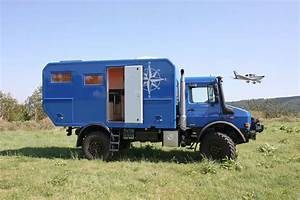 Mercedes Unimog Expedition Camper Released - autoevolution