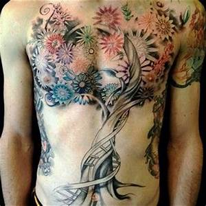 Tree of life chest piece ***** | Blow Your Mind Tattoos ...