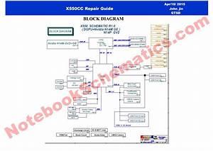 Asus X550cc Repair Pack