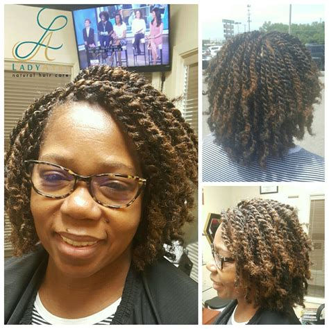 cotton twist bob lady ayris natural hair care
