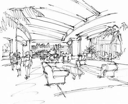 Sketches Quick Interior Sketch Architecture Inspiration Thumbnail