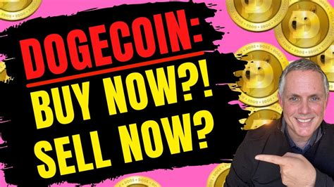 SHOULD YOU BUY OR SELL DOGECOIN RIGHT NOW?! THE HONEST ...
