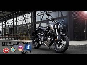 Honda Cb125r 2018 : honda cb125r 2018 ficha tecnica colombia youtube ~ Melissatoandfro.com Idées de Décoration