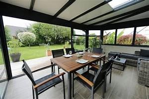 Comment Isoler Sol Pour Vérandas : veranda moderne v randa et verri re autres ~ Premium-room.com Idées de Décoration