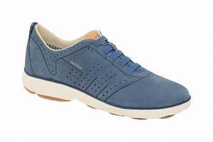 Geox Nebula D Sneakers in blau Damen Slippers