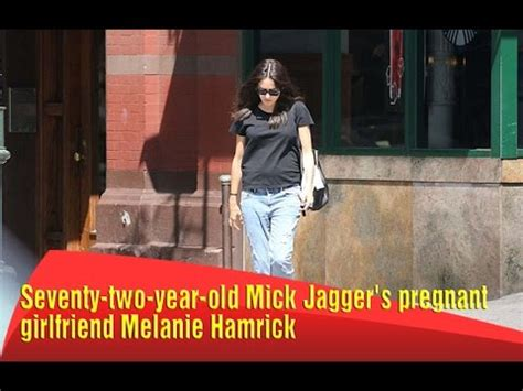 seventy  year  mick jaggers pregnant girlfriend