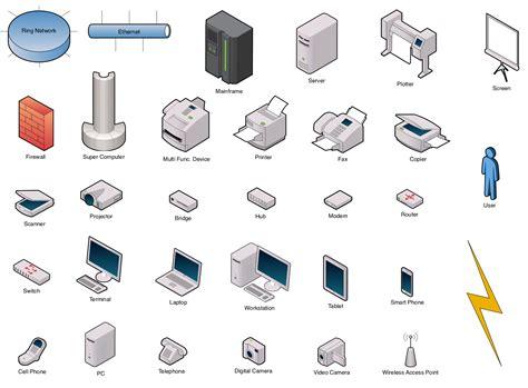 diagram computer network diagram symbols