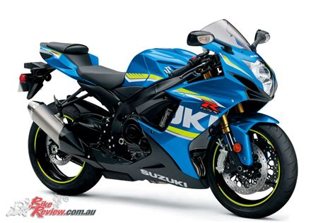 2018 suzuki gsx r750 available in dealers now bike review