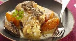 cuisiner la poularde recette facile tartelettes aux oignons et aux morilles