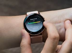 Samsung U0026 39 S Galaxy Watch Active 2 Is Getting A Touch