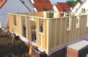 Garage Holzständerbauweise Selber Bauen : holzst nderbauweise selber bauen niedrigenergiehaus passivhaus foto dokumentation vom bau ~ Buech-reservation.com Haus und Dekorationen