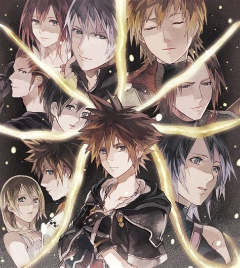 1000 Images About Simply Kingdom Hearts On Pinterest