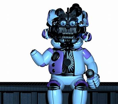 Parts Freddy Funtime Sister Location Nights Five