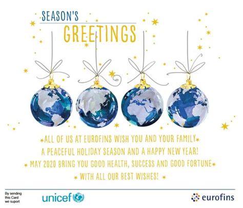 environote  christmas closure  eurofins scientific