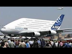 The Biggest Passenger Airplane in The World Today! - YouTube