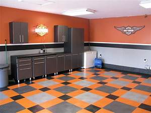 harley davidson garage craftsman garage columbus With kitchen cabinets lowes with harley davidson wall art