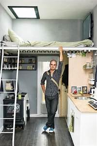 Jugendzimmer Mit Hochbett Gestalten : kleines schlafzimmer einrichten 80 bilder ~ Bigdaddyawards.com Haus und Dekorationen