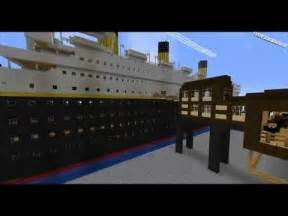 minecraft the story of the titanic free video and