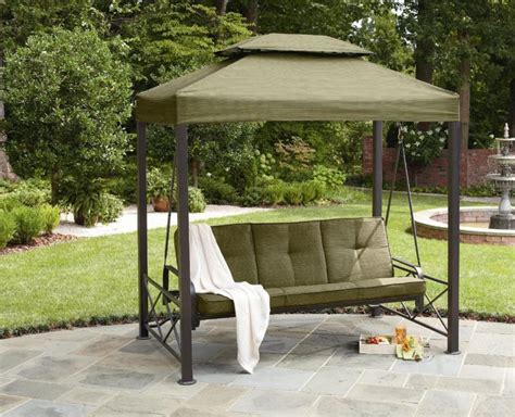 sears dining room sets patio swing canopy replacement loght gray stained metal