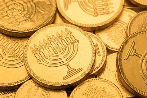 when did gift giving start when did jews start giving one another hanukkah gelt the forward
