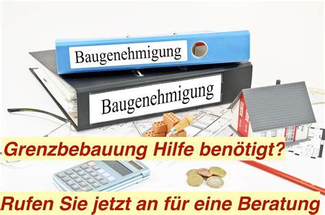 Wer Darf Bauantrag Stellen by Grenzbebauung Berlin Baugenehmigung Bauantrag