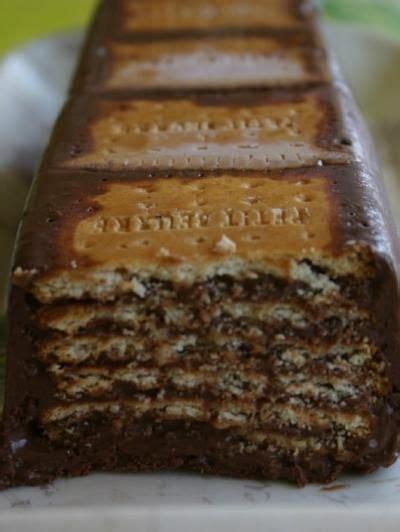recette gâteau au chocolat petits beurre chocolat sans