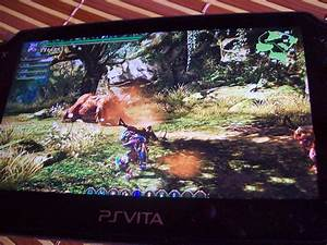 Is This Monster Hunter For PS Vita Update Gematsu