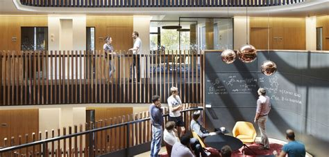 Beecroft Building Der Universitaet Oxford by New 163 50m Physics Building Opened By Sir Tim Berners