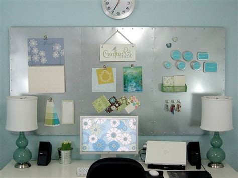 Cool Ideas To Use Magnet Boards In A Kids Room