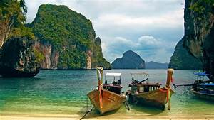 krabi Island Tours Thailand (HD) YouTube