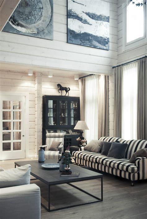 Striped Sofas Living Room Furniture Striped Sofa Interior
