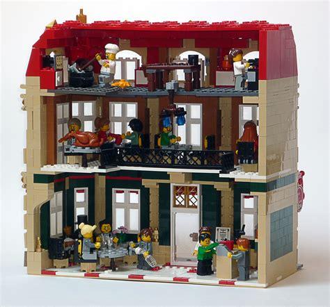 Cool Lego Ideas  Modular Lego Building Ideas Lego