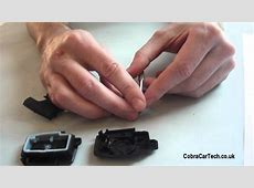 Replacement Ford Key Fob Case YouTube