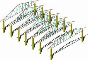 Metallic Roof 3D DWG Detail for AutoCAD • Designs CAD