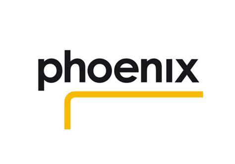 phoenix mit neuem logo und studio design corporate