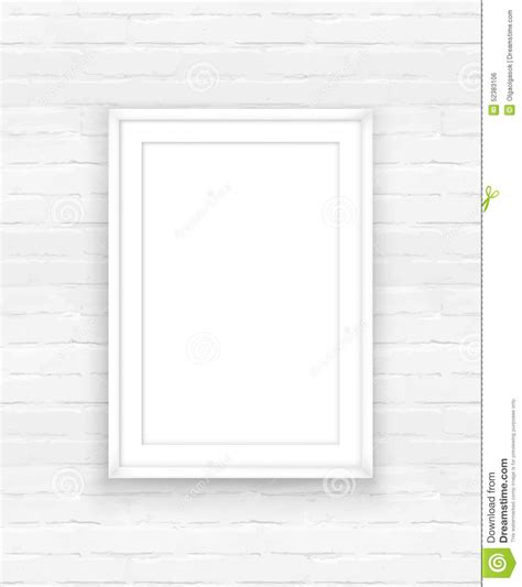 frame template poster frame design template stock vector image 52383106