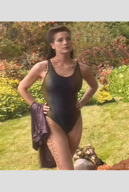 Terry Farrell Star Trek Actress Nude - PornHugo.Com