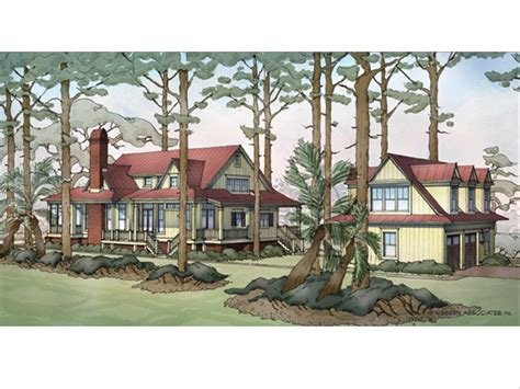 Country Style House Plan 3 Beds 3 5 Baths 2843 Sq/Ft