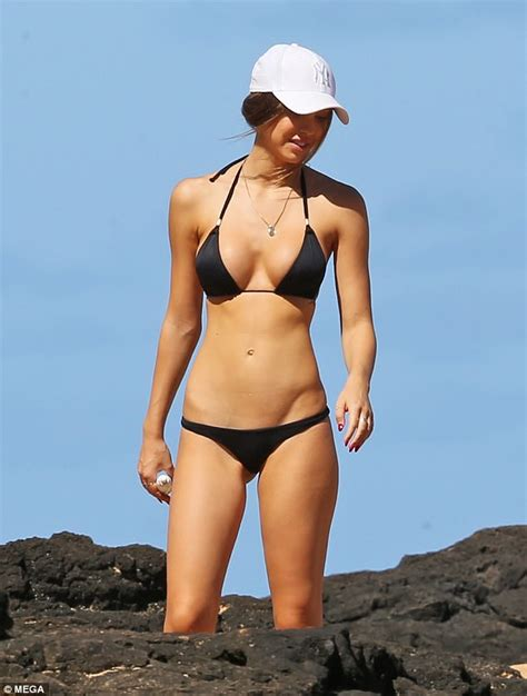 Alexis Ren hits the beach in Hawaii
