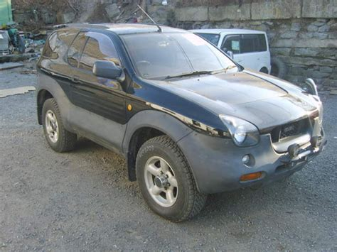 2001 Isuzu Vehicross by Service Manual 2001 Isuzu Vehicross Shift Solenoid