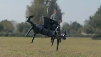 You can now put a parachute on your drone - DIY Photography