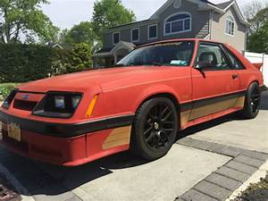 1985 Mustang, Saleen 85-093 for sale - Ford Mustang 1985 for sale in Islip, New York, United States