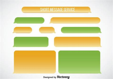 imessage template imessage blank template vector free vector stock graphics images
